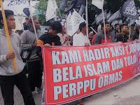 Aliansi Umat Islam Bersatu Sulsel Minta Perppu Ormas Dicabut