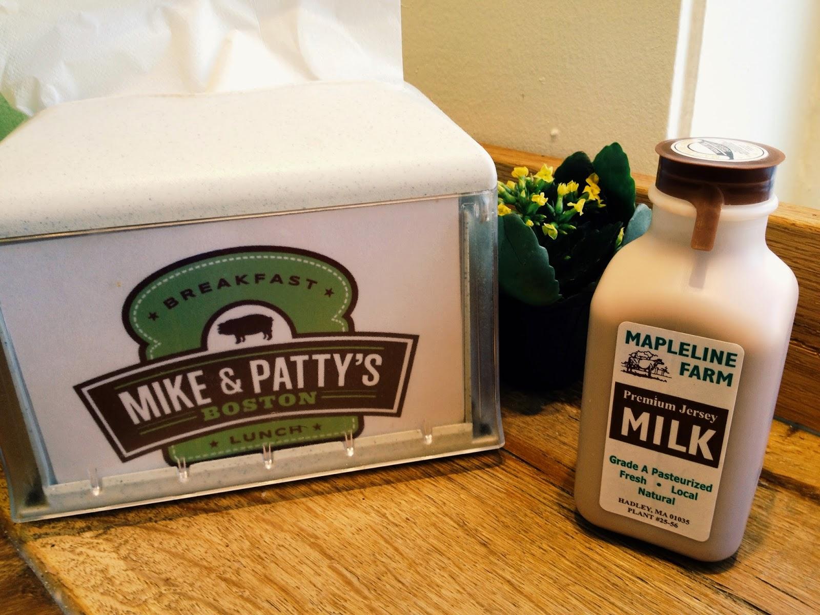 Mike & Patty's Boston