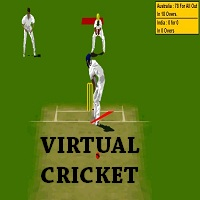 Play Virtual Cricket Game