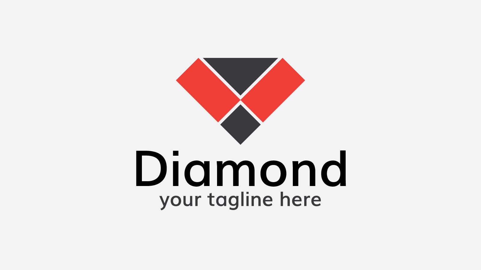 Diamond free logo design   Zfreegraphic: Free vector logo ...