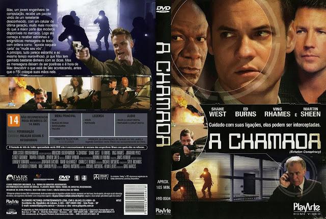 Capa DVD A Chamada