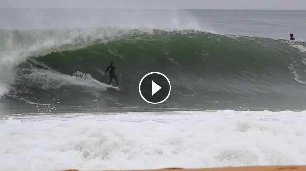 Report Vidéo Hossegor 09 09 2016