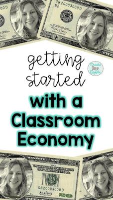 financial literacy using a classroom economy