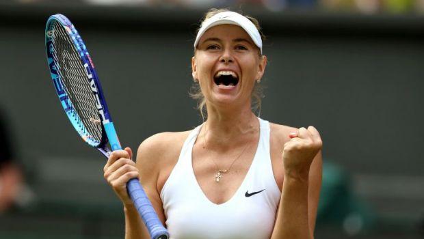 Sharapova tendrá su propio torneo de tenis