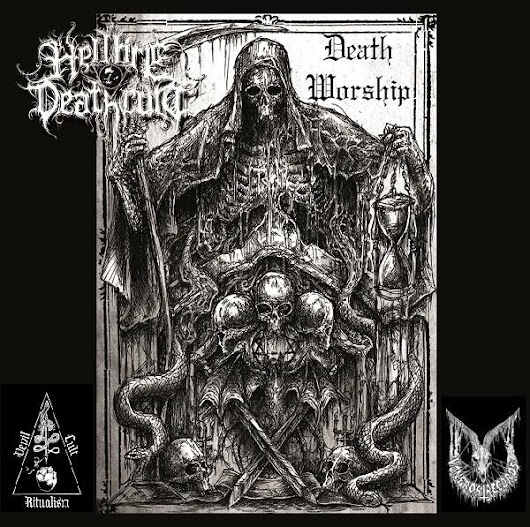 Hellfire Deathcult - Death Worship 12""