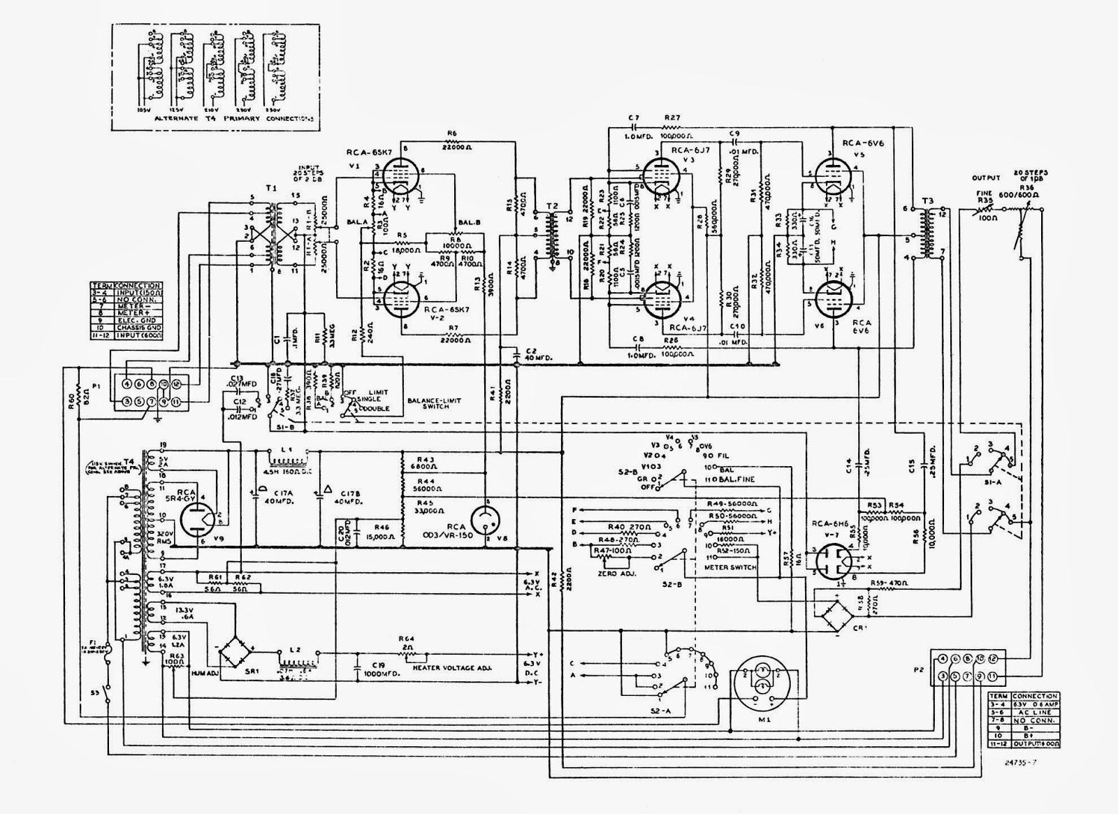 Circuitos compresores de audio: Circuito compresor