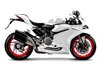 Ducati 959 Panigale 2016 Review