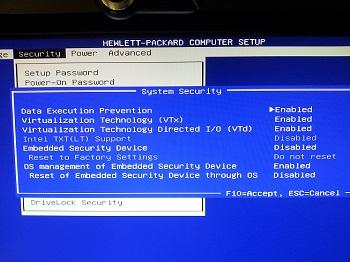 Dc7900 Bios Settings