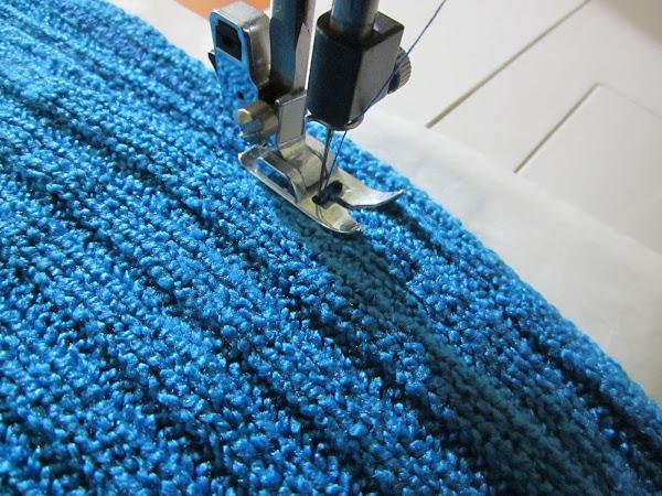 Renovando un suéter consentido