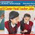 PUNJAB EDUCATION DEPT RECRUITMENT 2019 FOR 1933 HEAD & CENTER TEACHER POSTS