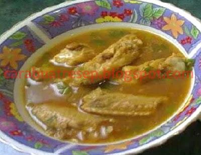 Foto Resep Ayam Masak Ala Swike Kuah Tauco Sederhana Spesial Asli Enak