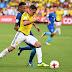 Colombia empató ante Brasil con gol de Falcao