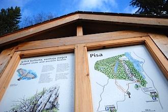 Walk Finland Pisa Hill Nilsia