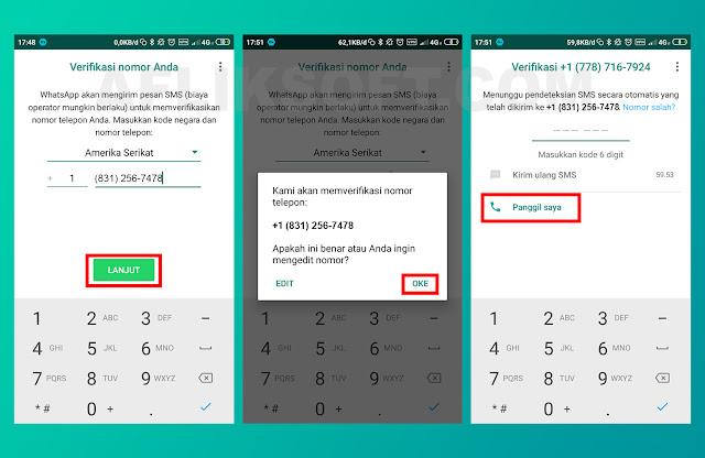 Cara Terbaru Daftar 2ndLine untuk WhatsApp