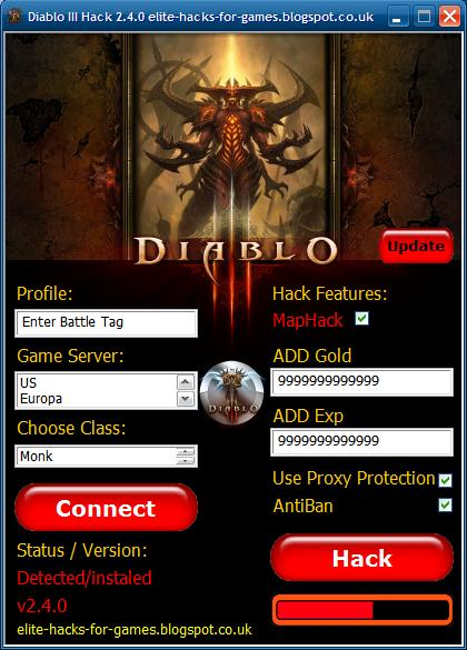 How to hack diablo 3 how to cheat diablo iii youtube.