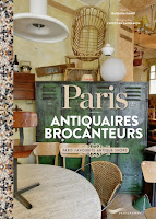 Antiquaires & Brocanteurs de Paris de Barbara Kamir