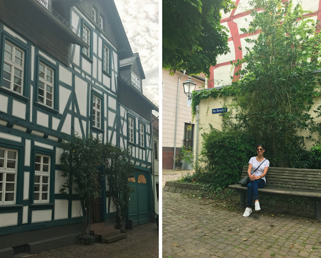 Idstein Germany Travel Diary 2