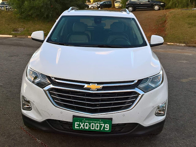 Chevrolet Equinox - Brasil