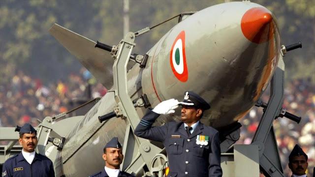 """La India tiene material para fabricar """"2600 armas atómicas"""""""