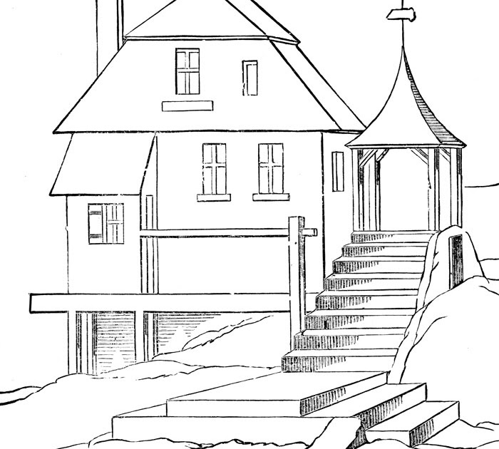 big bed pics coloring pages - photo#30