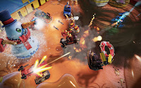 Micro Machines World Series Game Screenshot 4