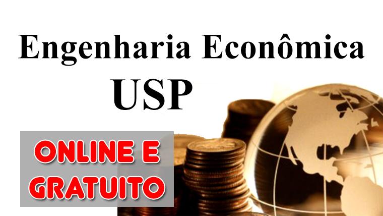 Professor da USP oferece curso gratuito de Engenharia Econômica