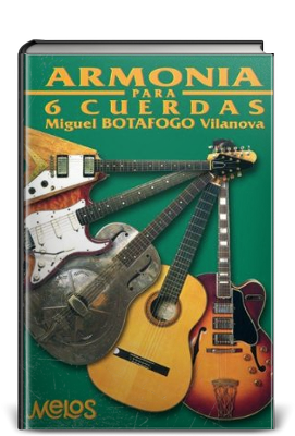 Libro armonía musical para guitarra
