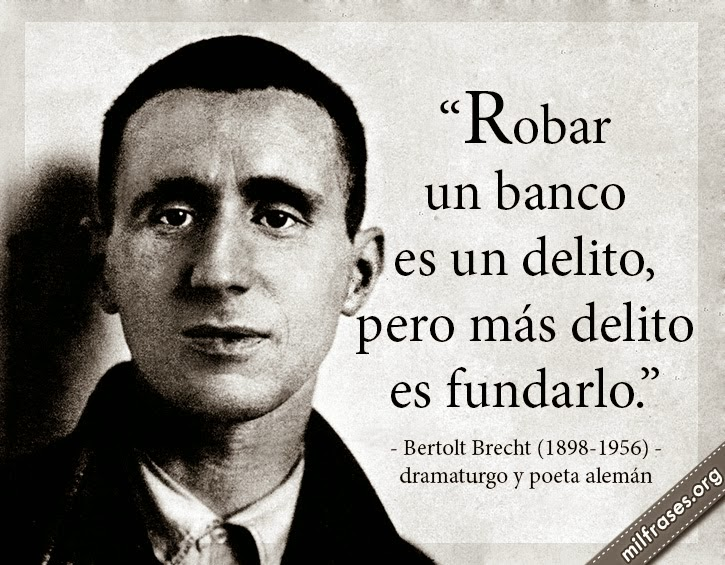 El Analfabeto Político Por Bertolt Brecht Servindi