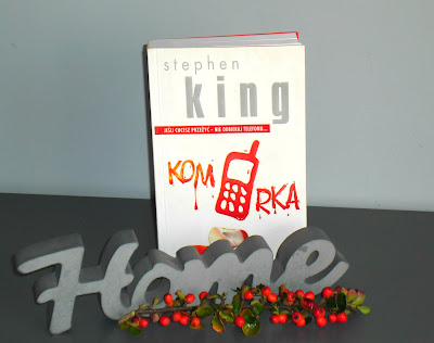 """Komórka"" Stephen King"