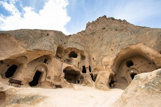 Selime Katedrali (o Monastero di Selime)-Cappadocia