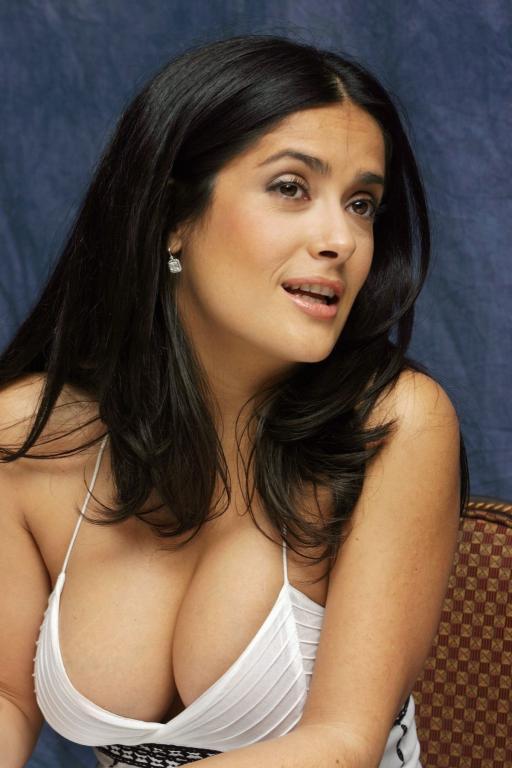 Salma Hayek  Celebrity Entertainment News-7662