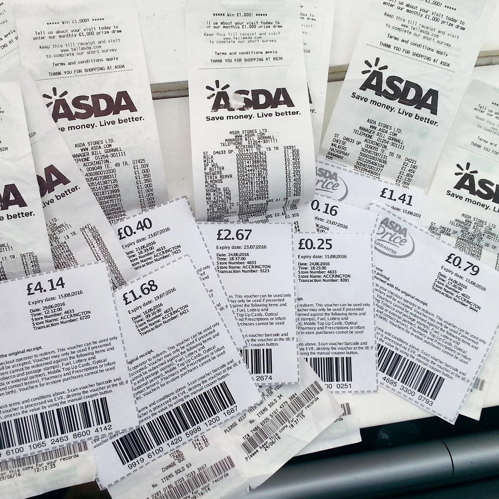 asda receipt trick