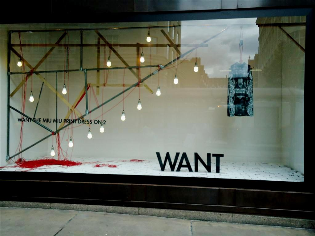 Jade They Illustration Window Displays