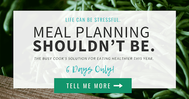 Meal planning help for moms