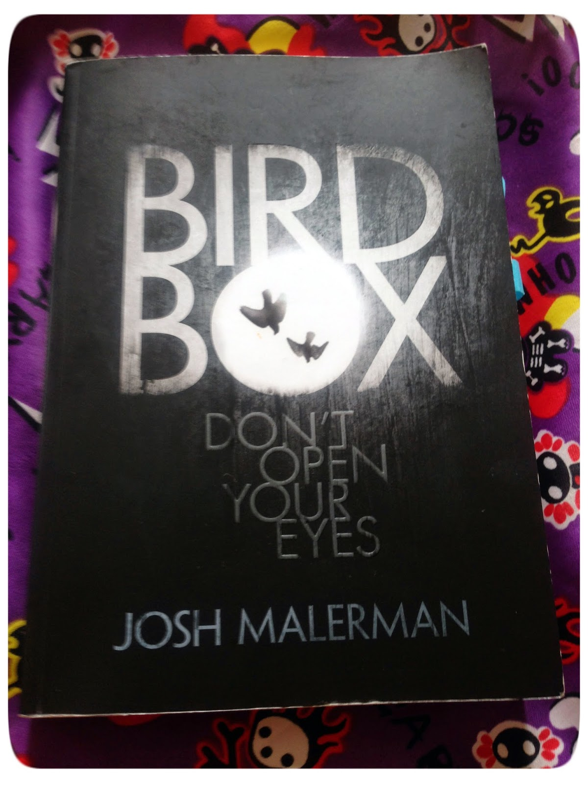 Bird Box: Review and Giveaway