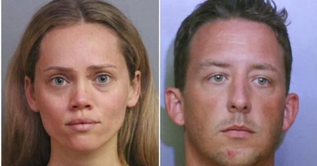 Πήγε στην αστυνομία για να παραδώσει τα όπλα του βίαιου συζύγου της και τη συνέλαβαν… για κλοπή!