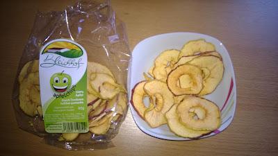 Apfel chips