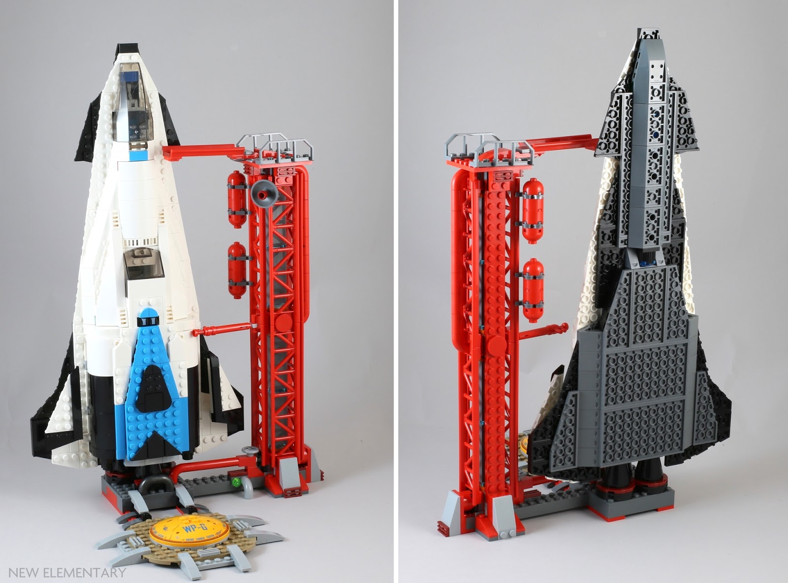 New Elementary, a LEGO® blog of parts: 2019