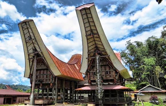 Punya Rumah yang Khas, Ini Fakta Suku Toraja