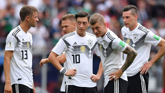 تقرير ماتش كورة: فرصة سهلة للبرازيل وصراع مشتعل في مجموعة ألمانيا