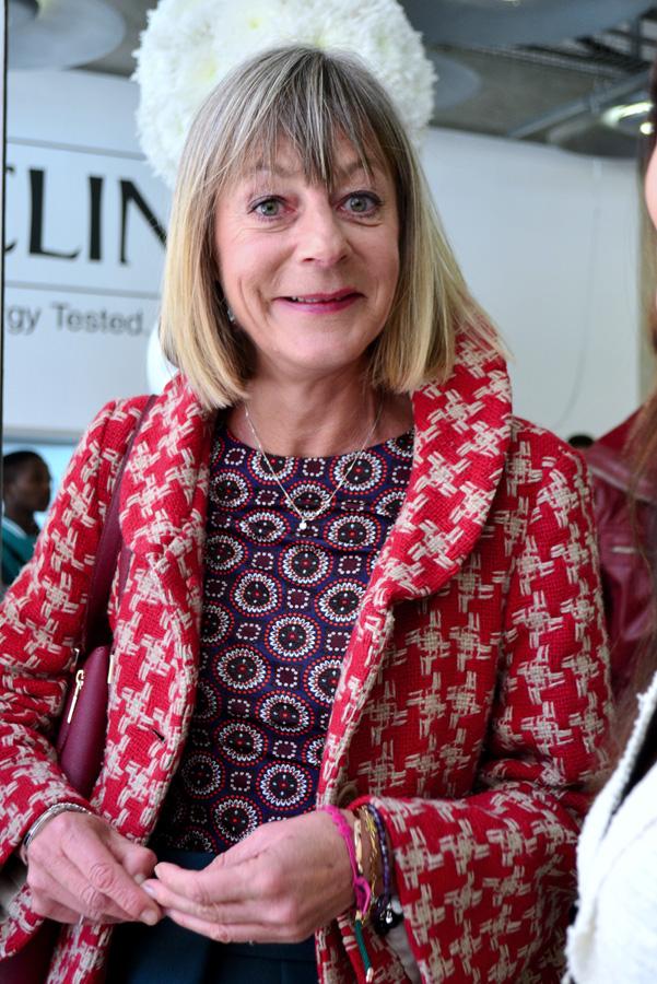 According To Jerri: Sue Fox Estee Lauder's Managing