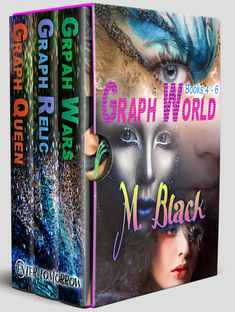 Coming...Graph World 3 Book Box Set (4-6). Scheduled Release Dec 15, 2017
