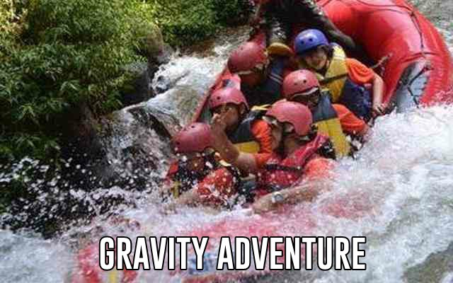 rafting gravity adventure pangalengan