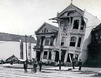 earthquake damage 1906