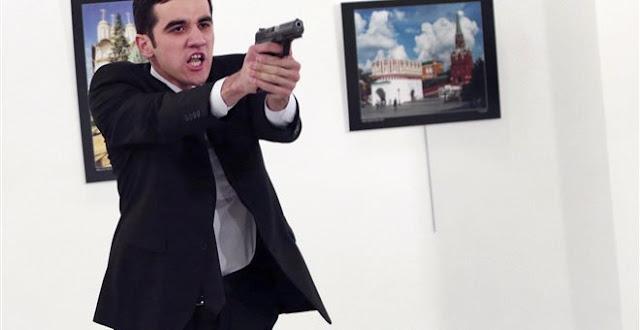 Παιχνίδια για την ευθύνη δολοφονίας του ρώσου πρέσβη...