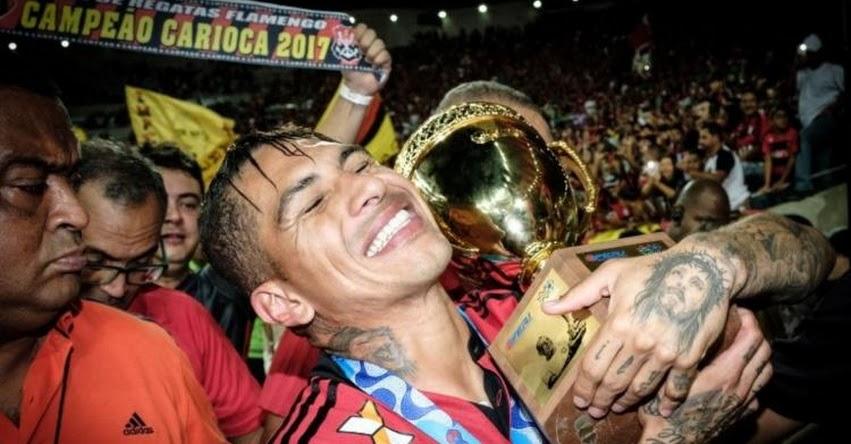 PAOLO GUERRERO: 280 mil dólares mensuales dejará de ganar tras suspensión de su contrato