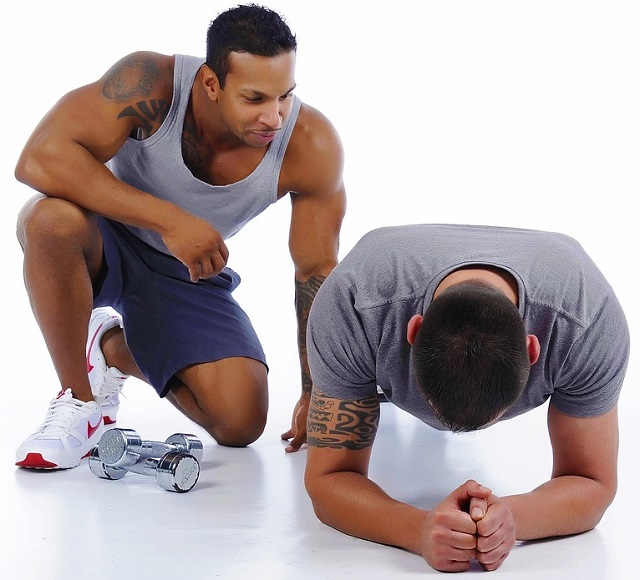 personal training exercise instructor workout coach frugal fitness industry