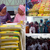 BENUE FIRST LADY,  MRS. EUNICE ORTOM DONATES TO WIDOWS AND OTHER WOMEN.