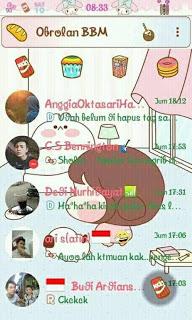 Download BBM Yami Yomi MOD SKIN Terbaru icon