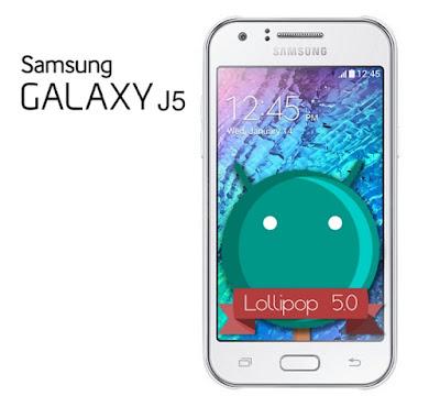 Samsung Galaxy J5 di Gandeng Operator BOLT! Super 4G LTE